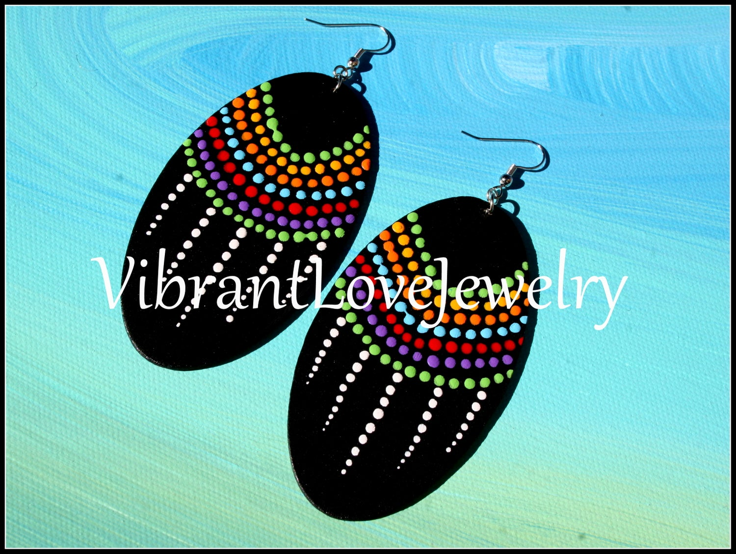 "Image of ""Bear Claw"" Earrings"