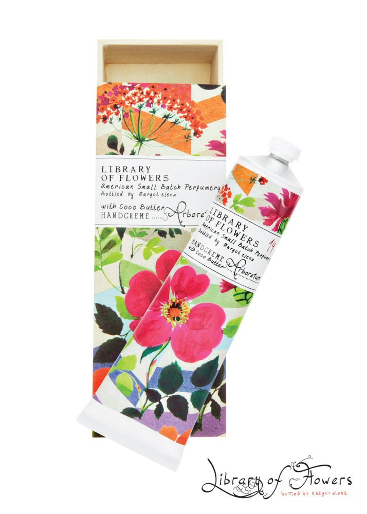 Image of Library of Flowers Handcreme - Ch. 3