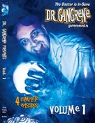 Image of Dr. Gangrene Presents Volume 1 - DVD