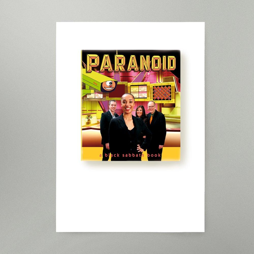 Image of Paranoid Art Print
