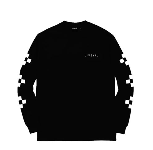 Image of Checker Long Sleeve