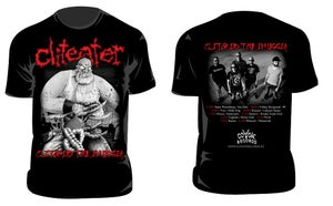 Image of Cliteater - Clitgrind tour in Russia T-shirt