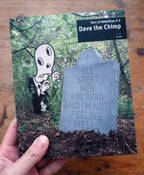 Image of Part of Rebellion 2 - Dave the Chimp - signed book