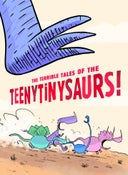 Image of Teenytinysaurs - signed and sketched