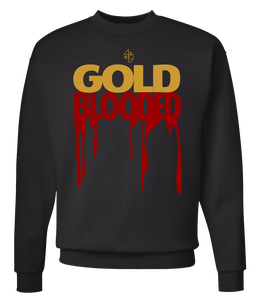 Image of GOLD BLOODED CREWNECK
