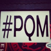 Image of #PQM