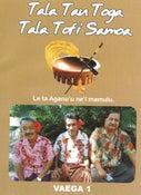 Image of Tala Tau Toga Tala Tofi Samoa DVD
