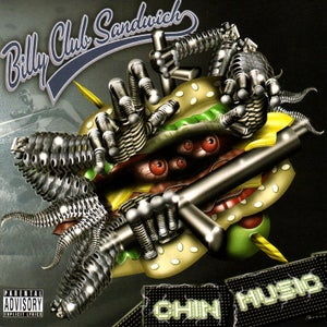 "Image of BILLY CLUB SANDWICH ""Chin Music"" CD"