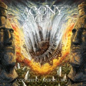 "Image of AGONY FACE ""CLX Stormy Quibblings"" CD"