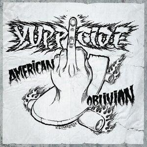 "Image of YUPPICIDE ""American Oblivion"" CD"