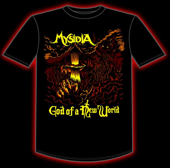 "Image of ""God of a New World"" T-Shirt"