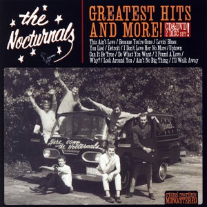 Image of The Nocturnals – Greatest Hits And More! CD & DVD