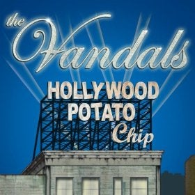 """Image of The Vandals: """"Hollywood Potato Chip"""" CD"""