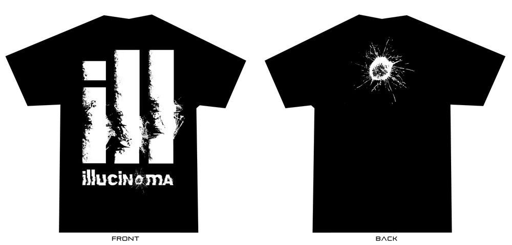 Image of ill T-Shirt BLACK