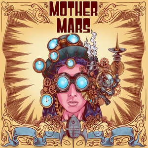 Image of Mother Mars - Steam Machine Museum CD