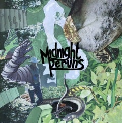 Image of Midnight Reruns • S/T CD