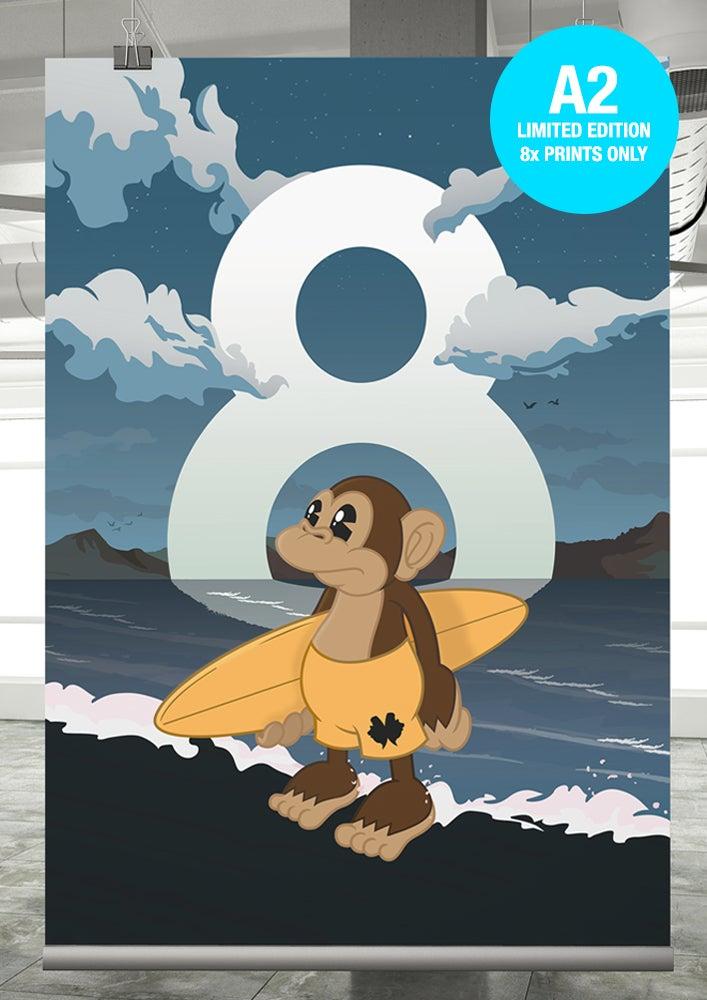 Image of Dubfluence Ape - Night