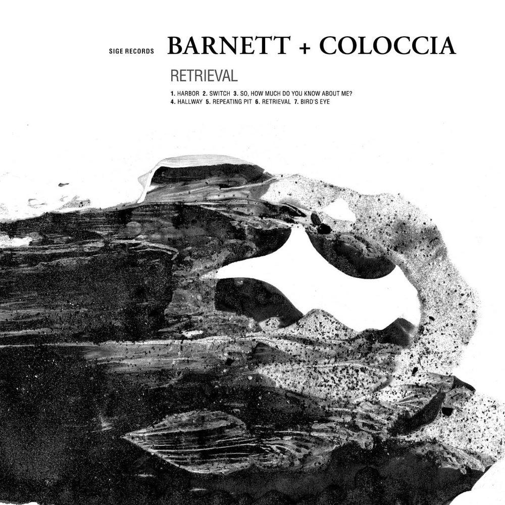 """Image of Barnett + Coloccia """"Retrieval"""" cassette"""