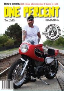 Image of OnePercent Magazine Issue 8