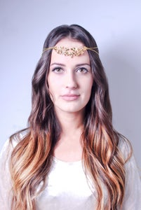 Image of Floral headchain
