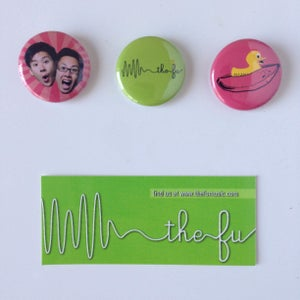 Image of Buttons and Stickers