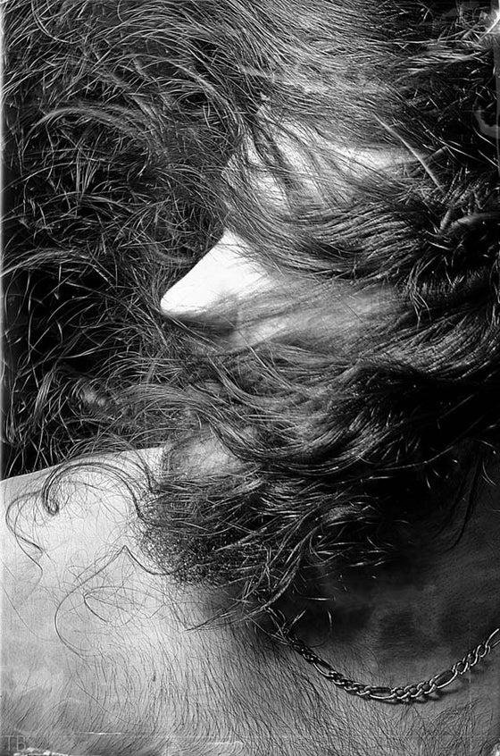 Image of Photographie d'art, turbulence numéro deux