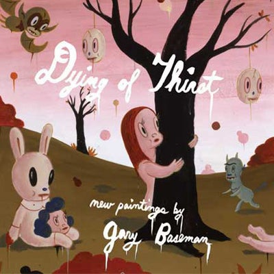 Image of Gary Baseman: Dying of Thirst Book