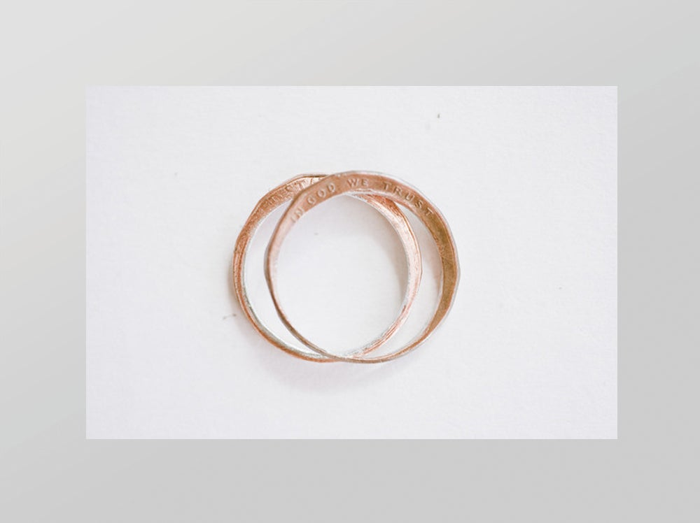 Image of Penny Rings