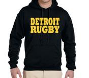 Image of Detroit Rugby Hoodie