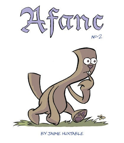 Image of Afanc Issue No.2