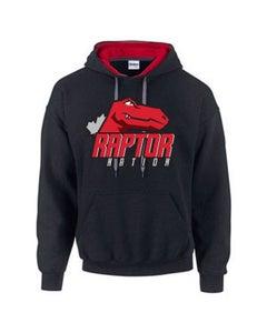 Image of RAPTOR NATION HOODIE