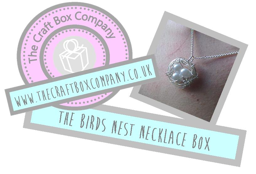 Image of The Birds Nest Necklace Box