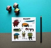Image of Carte PSCHITT
