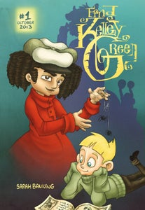 Image of Find Kelley Green Issue 1