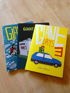 Image of Giant Days Series
