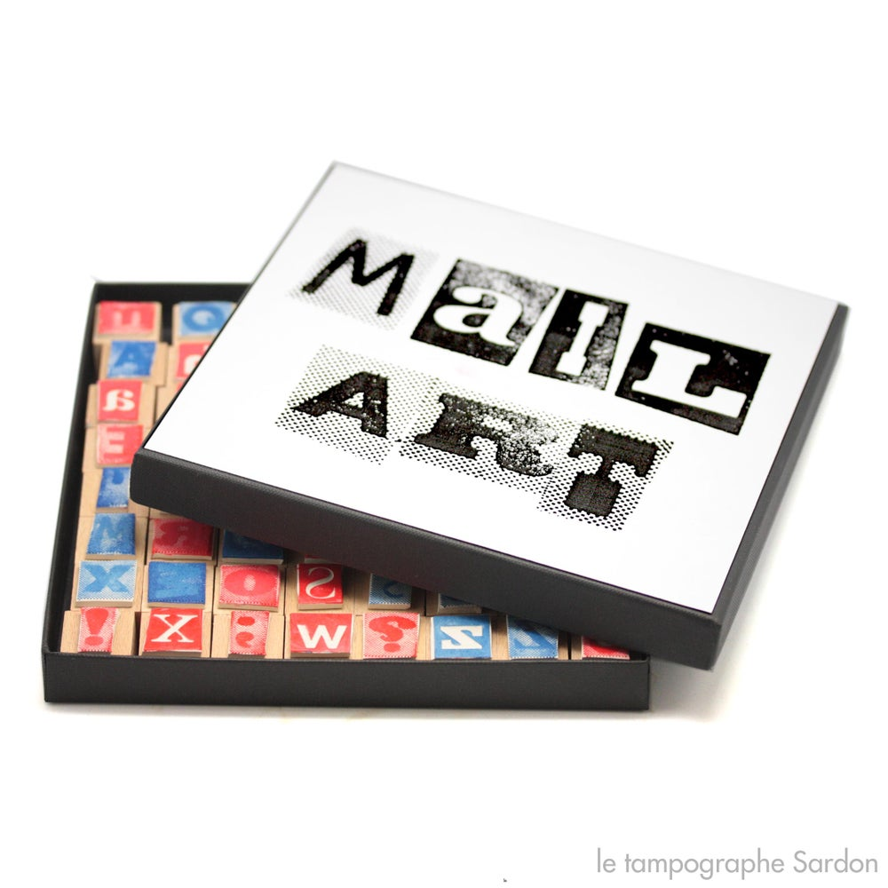 Image of Mail-Art