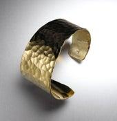 Image of Large Cuff Bracelet
