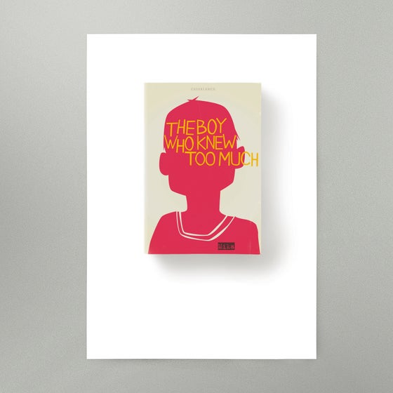 Image of The Boy Who Knew Too Much Art Print