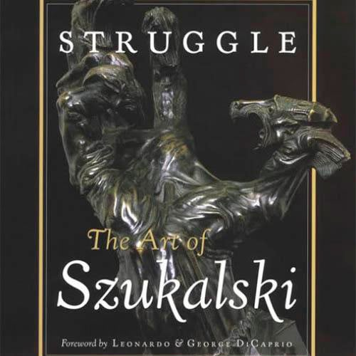 Image of Struggle: The Art of Szukalski Book