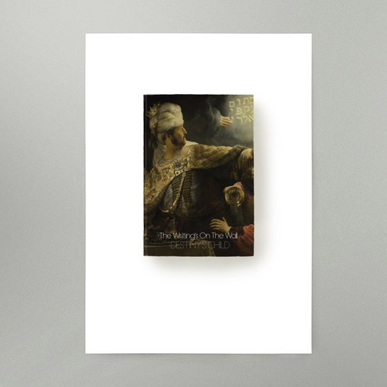 Image of The Writing's On The Wall Art Print