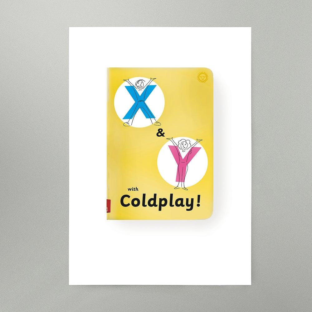 Image of X & Y Art Print