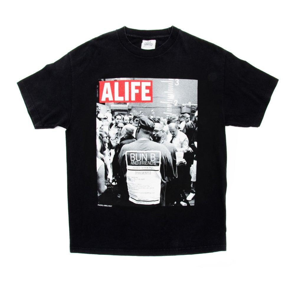 Image of ALIFE x BUN B TEE