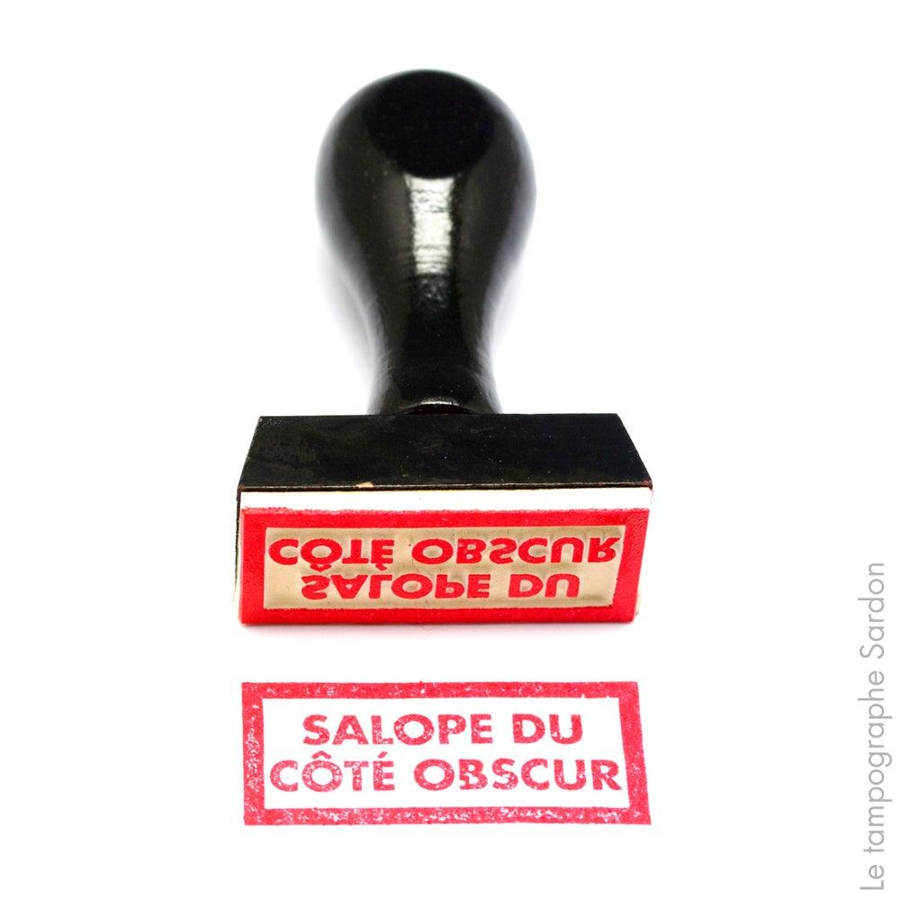 Image of Salope du côté obscur