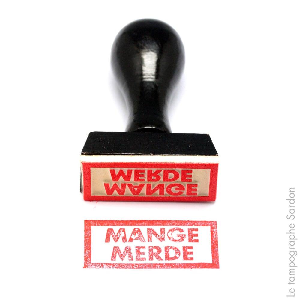 Image of Mange-merde
