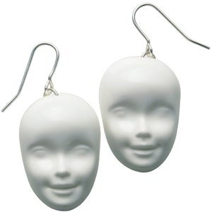 Image of Face Earring