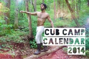 Image of Cub Camp Calendar 2014