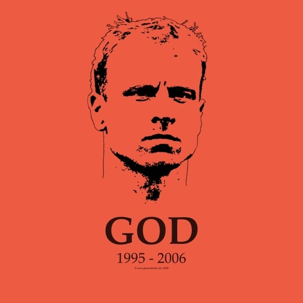 Image of Bergkamp GOD (orange)