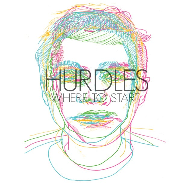 Image of Hurdles 'Where To Start' EP
