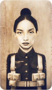 Image of Russell Ian Dempster- Rikugun Taii