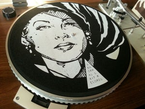 Image of VERTIGO SLIPMAT